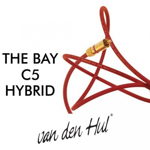 Van den Hul The Bay C5 Hybrid (RCA) 1.0m