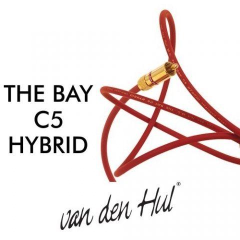 Van den Hul The Bay C5 Hybrid (RCA) 1.0m