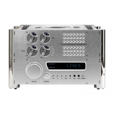 Chord Electronics CPA 8000 czarny
