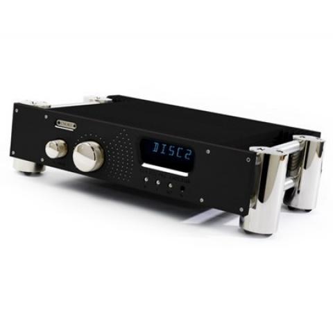 Chord Electronics CPA3000 srebrny