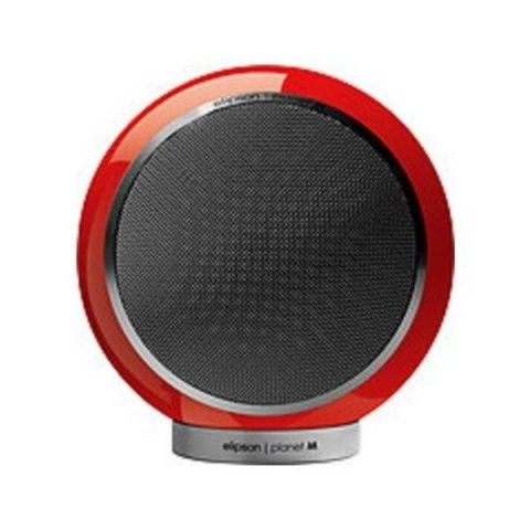 Elipson PLANET M white-red