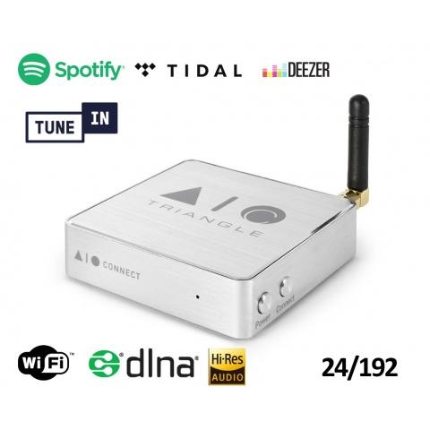 Triangle AIO C Odtwarzacz strumieniowy z DLNA, Wi-Fi, multiroom