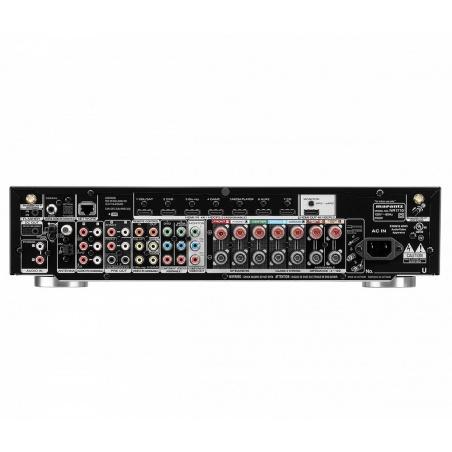 Yamaha RX-V481D + Bose Acousticmass 10