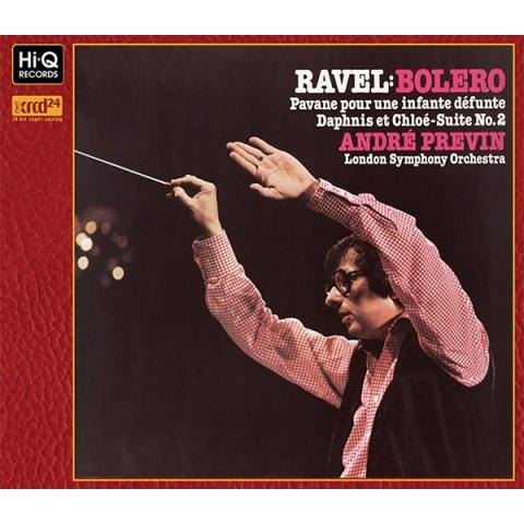 Ravel  Boléro Pavane pour...