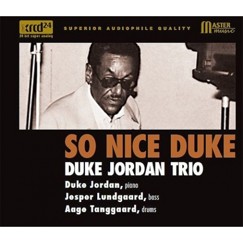 So Nice Duke Duke Jordan Trio