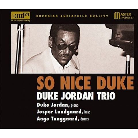 So Nice Duke Duke Jordan Trio