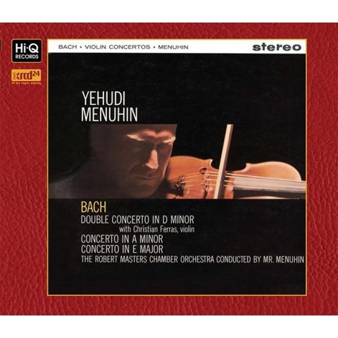 Bach / Yehudi Menuhin