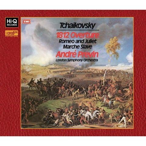 Tchaikovsky: Romeo & Juliet...