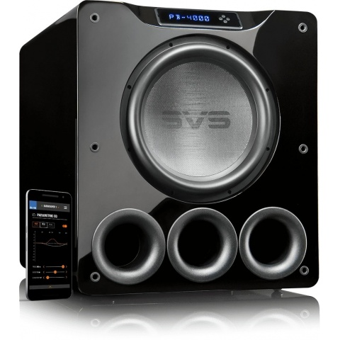 SVS PB-4000 Piano Black