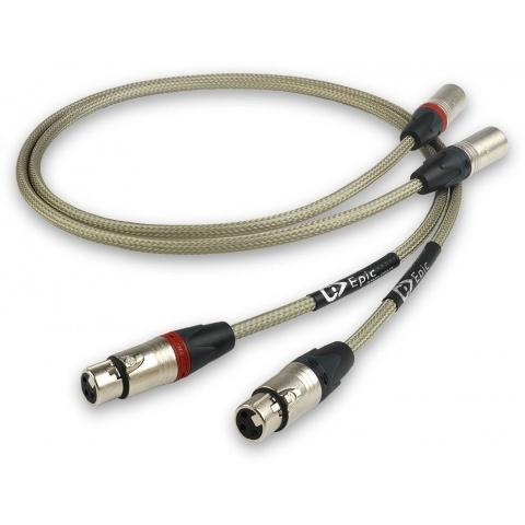 Chord Epic XLR - XLR (1.0 m)