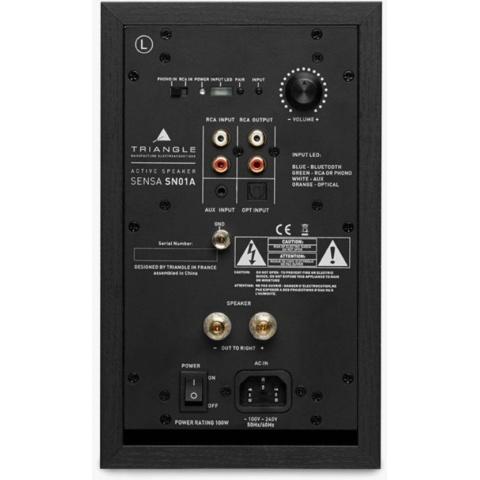 Monitor Audio Bronze W10 orzech