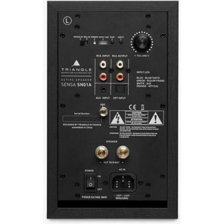 Monitor Audio Bronze W10 czarny dąb