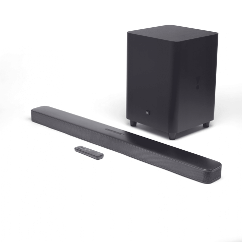 JBL Bar 5.1 Surround Czarny
