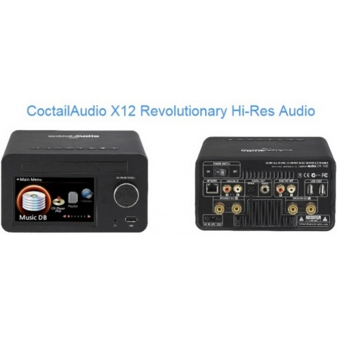 Cocktail Audio X12