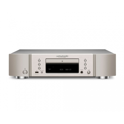 Marantz CD6007 Silver Gold