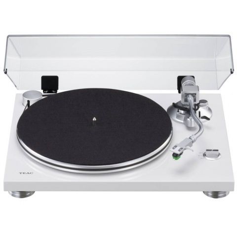 Teac TN-3B Gramofon biały