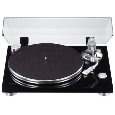 Teac TN-3B Gramofon czarny