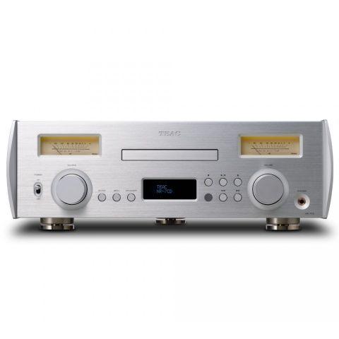 Teac NR-7CD srebrny System...