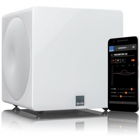 SVS 3000 Micro biały