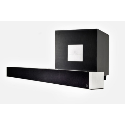 Definitive Technology W Studio (WStudio) multiroom Play-Fi Wi-Fi bezprzewodowy Soundbar 5.1 z subwooferem