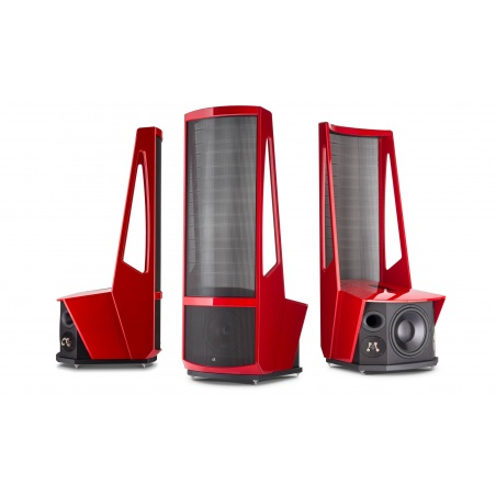 Van den Hul The Cliff Hybrid 3T (RCA, XLR) 1,0m