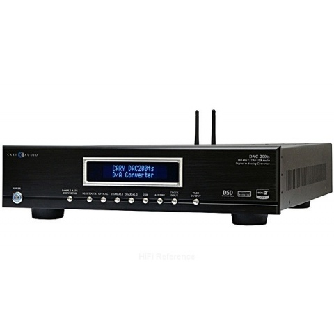 Cary Audio DAC-200TS