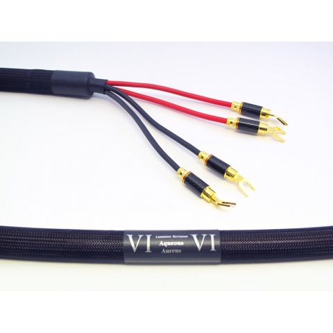 Purist Audio Design Aqueous Aureus Bi-Wire 2x1.5m