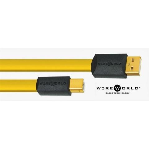 WireWorld CHROMA USB 2.0 A to B 2,0m