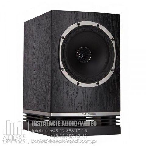 Fyne Audio F500 czarny