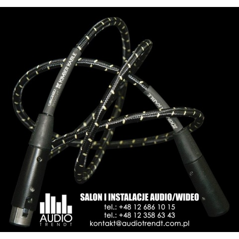 KIMBER KABLE ORCHID 1,0 m XLR