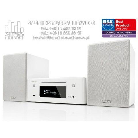 Denon CEOL N10 (RCD-N10 + SC-N10) biały