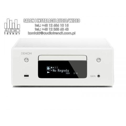 Denon RCD-N10 biały