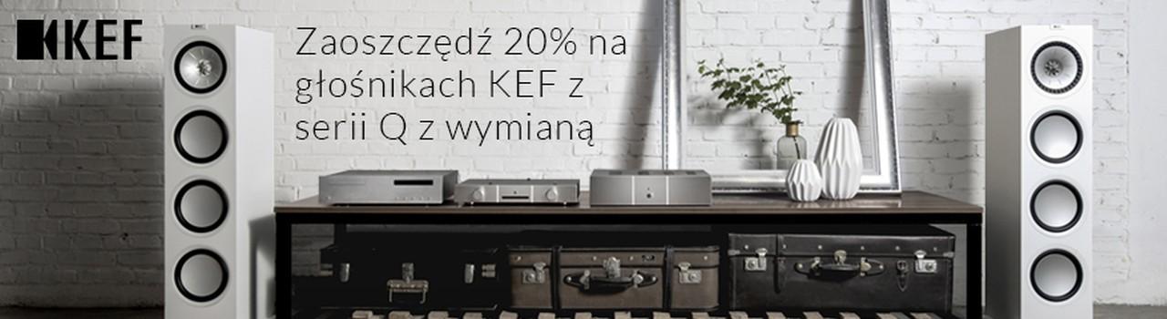 KEF seria Q -20%